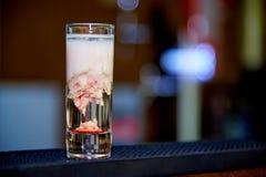 Cocktail Brain Explosion do álcool Fotos de Stock