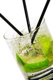 Cocktail - Caipirinha Royalty Free Stock Image
