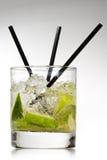 Cocktail - Caipirinha Royalty Free Stock Images