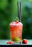 Cocktail capirosca stock images