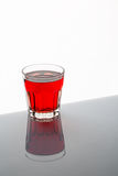 Cocktail  cherry Stock Images