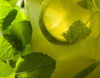 Cocktail closeup Stock Images
