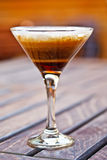 Cocktail coffee Royalty Free Stock Photography
