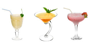 Cocktail Collection Stock Photo