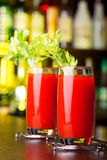 Cocktail collection - Bloody Mary Stock Images