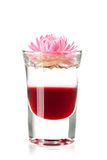 Cocktail collection - Flower Kiss Royalty Free Stock Photography