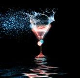 Cocktail coloré Photos libres de droits