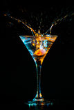 Cocktail Colourful Fotografie Stock Libere da Diritti