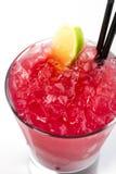 Cocktail com cal Fotos de Stock