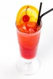 Cocktail con l'arancia Immagini Stock