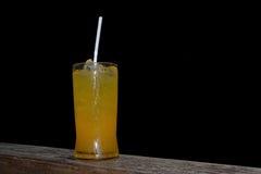 Cocktail congelado de Passionfruit Imagens de Stock Royalty Free