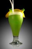 Cocktail congelato del melone Fotografia Stock