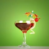 Cocktail cosmopolita Immagine Stock