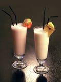 Cocktail cremoso Fotografia Stock