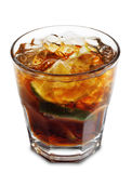 Cocktail - Cuba Libre Stock Images