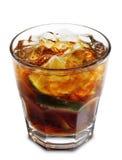 Cocktail - Cuba Libre Immagini Stock