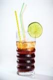 Cocktail Cuba Libre Royalty Free Stock Photos
