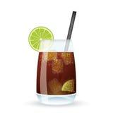 Cocktail Cuba Libre Royalty Free Stock Photo