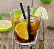 Cocktail Cuba Libre stock photography