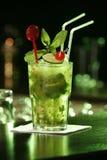 Cocktail cubano Mojito Fotografie Stock
