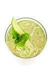 Cocktail with cucumber Stock Photos