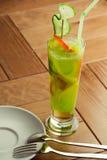 Cocktail culinario vegetariano Immagini Stock Libere da Diritti