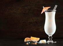 Cocktail délicieux de colada de pina Images libres de droits