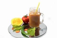 Cocktail délicieux de fruit frais Image libre de droits