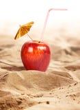 Cocktail d'Apple image libre de droits