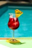 Cocktail da airela Fotografia de Stock