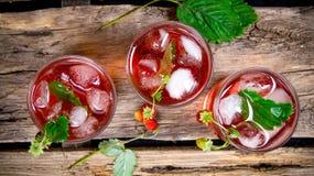 Cocktail da baga Imagem de Stock