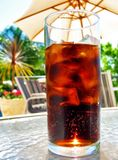 Cocktail da cola Fotos de Stock Royalty Free