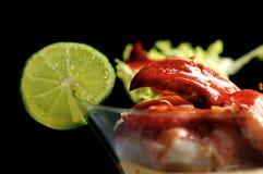 Cocktail da lagosta foto de stock royalty free