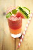 Cocktail da melancia Foto de Stock Royalty Free