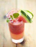 Cocktail da melancia Fotografia de Stock