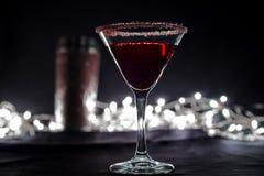 Cocktail da noite Foto de Stock
