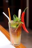 Cocktail da pimenta de pimentão quente Imagens de Stock