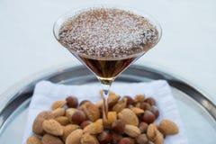Cocktail da queda Imagem de Stock Royalty Free