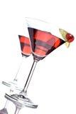 Cocktail de Bacardi images stock