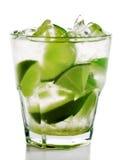 cocktail de caipirinha Image stock