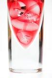 Cocktail de canneberge Photos libres de droits
