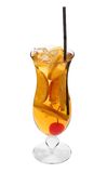 Cocktail de citron Photos libres de droits