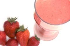 Cocktail de fraise Images stock