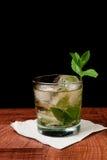 Cocktail de Julep en bon état image libre de droits