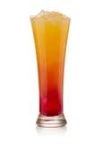 Cocktail de lever de soleil de Tequila photos stock
