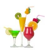 Cocktail de lever de soleil de Tequila photos libres de droits