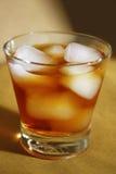 Cocktail de Manhattan Photographie stock