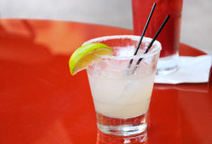 Cocktail de Margarita Images libres de droits