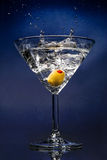 Cocktail de Martini images stock