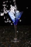 Cocktail de Martini, bebida Fotografia de Stock Royalty Free